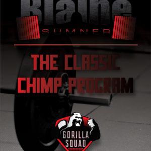 Classic Chimp Program 1