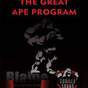 Great Ape Program 1