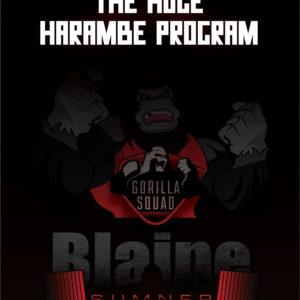 Huge Harambe Program 1