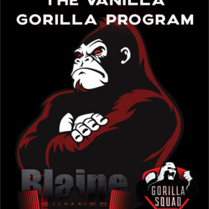 Vanilla Gorilla Program 1